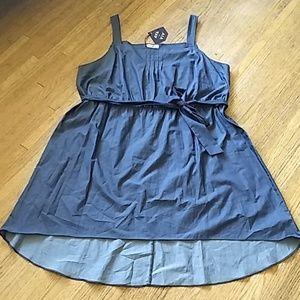 AVA & VIV belted dress Size 3X
